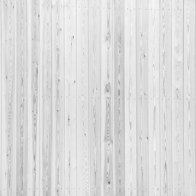 Parede de madeira branca Foto gratuita