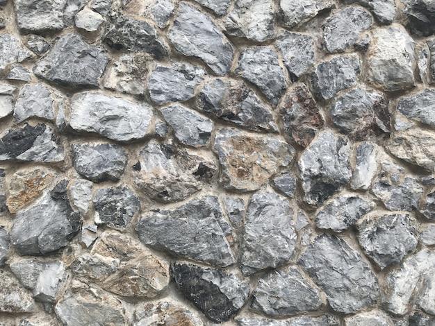 Parede de pedra resistida envelhecida Foto Premium