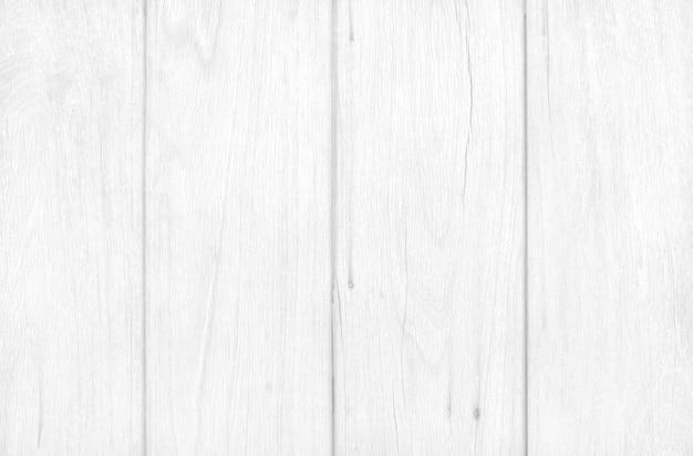 Parede de prancha de madeira cinza branca, textura de fundo de madeira de casca de árvore Foto Premium