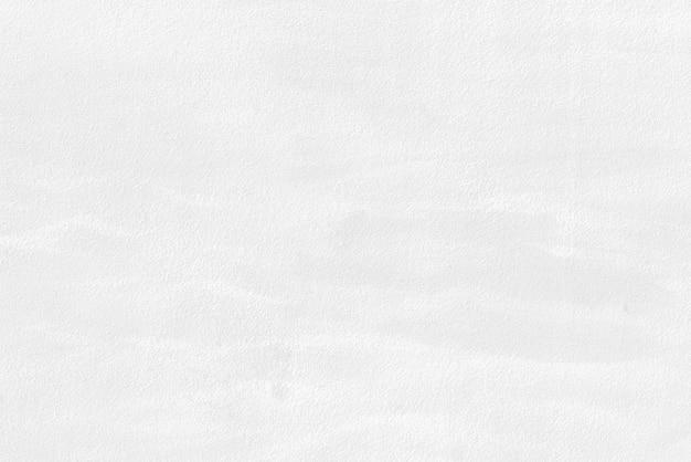 Parede de textura de fundo branco. estuque concreto do cimento branco. Foto Premium