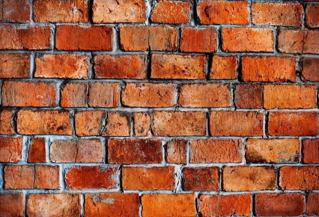 Parede de tijolo textured bonita clássica Foto gratuita