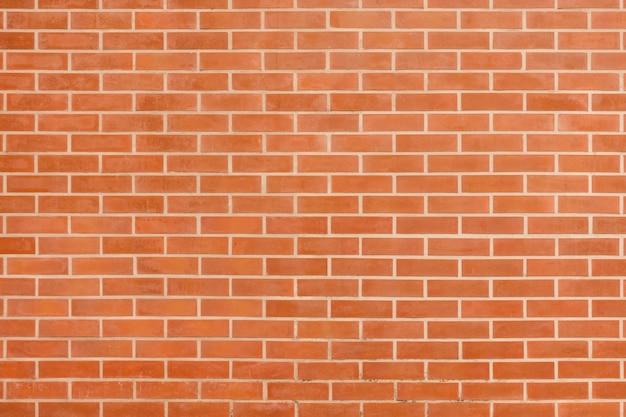 Parede de tijolo vintage marrom vermelho com estrutura pobre. fundo widewall de largura horizontal. textura de parede em branco de tijolo vermelho sujo. fachada retro da casa. banner panorâmico panorâmico abstrato. superfície de stonewall Foto gratuita