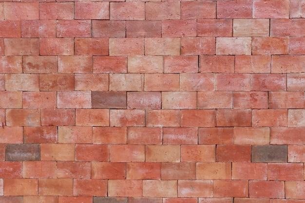 Parede de tijolos na decoração Foto Premium