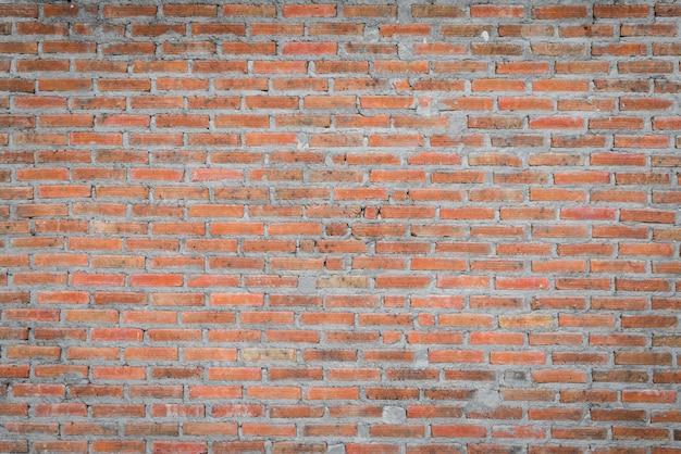 Parede de tijolos textura Foto gratuita
