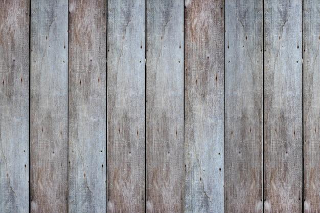 Parede textura de pranchas de madeira velha Foto Premium