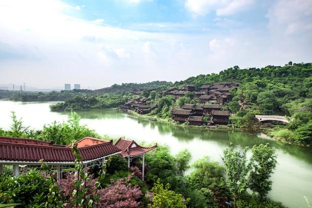Park garden em chongqing Foto gratuita