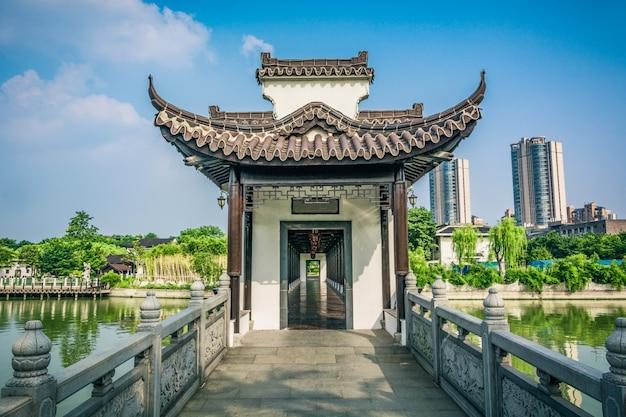 Parque chinês Foto gratuita