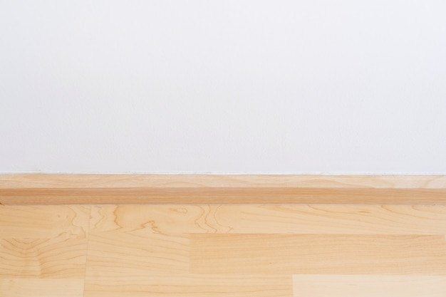 Parquet de madeira Foto Premium