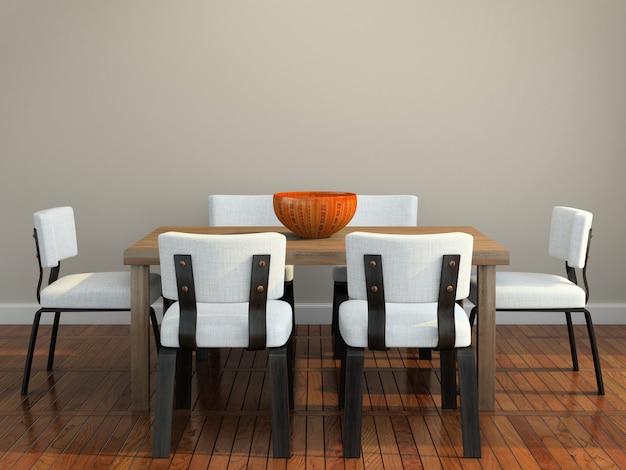 Parte do interior moderno Foto Premium