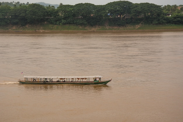 Passeio de barco Foto Premium