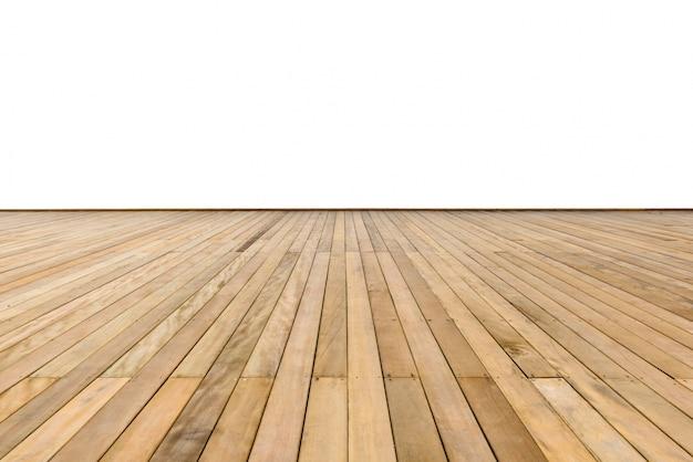 Passeio em madeira Foto gratuita