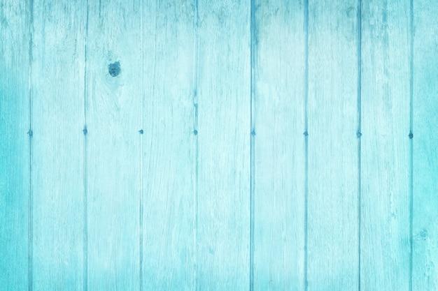 Pastel azul vintage pintado fundo de textura de parede de madeira. Foto Premium