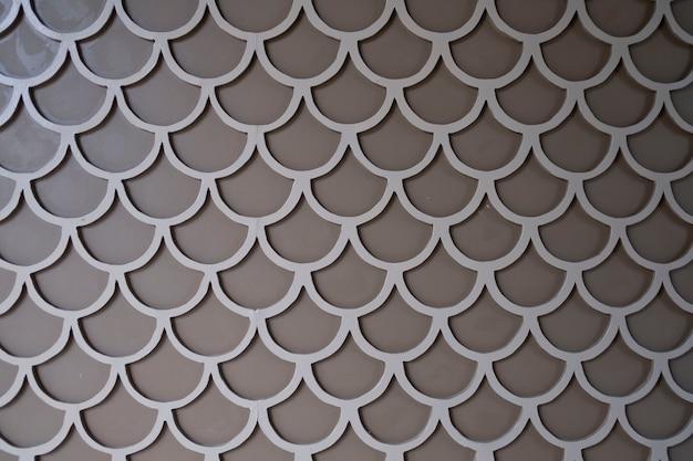 Pavimento de concreto como squama Foto Premium