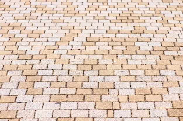 Pavimento de pedra Foto Premium
