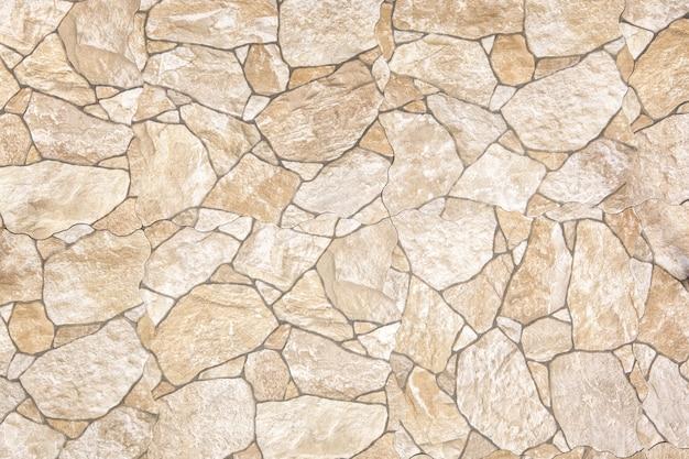Pedra pavimento de estrada de bloco, pedra de pavimentação Foto Premium