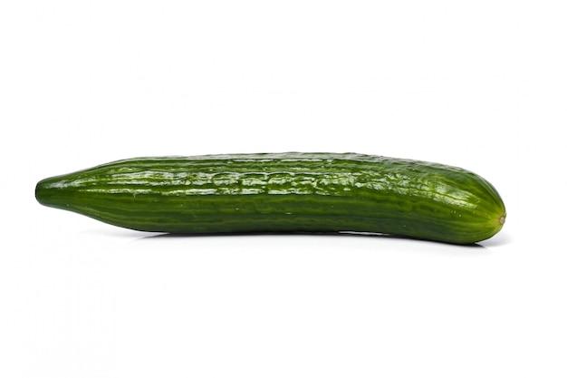 Pepino verde Foto gratuita