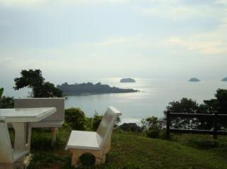 Pequenas ilhas koh chang Foto gratuita