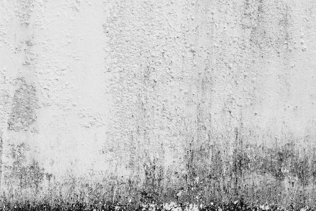 Período sujo de período em cimento branco ou textura de parede de concreto Foto Premium