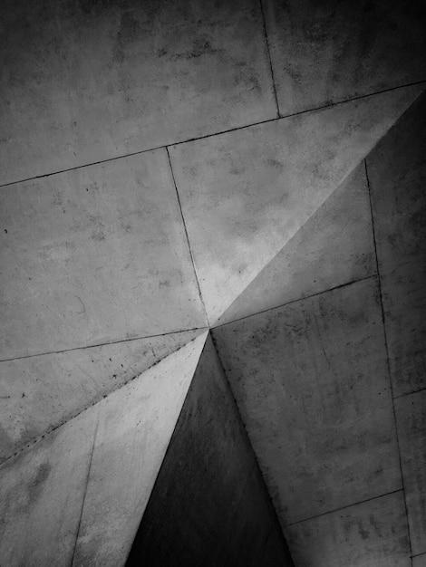 Pilar de concreto em tons de cinza Foto gratuita