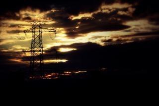 Pilões nublado Foto gratuita