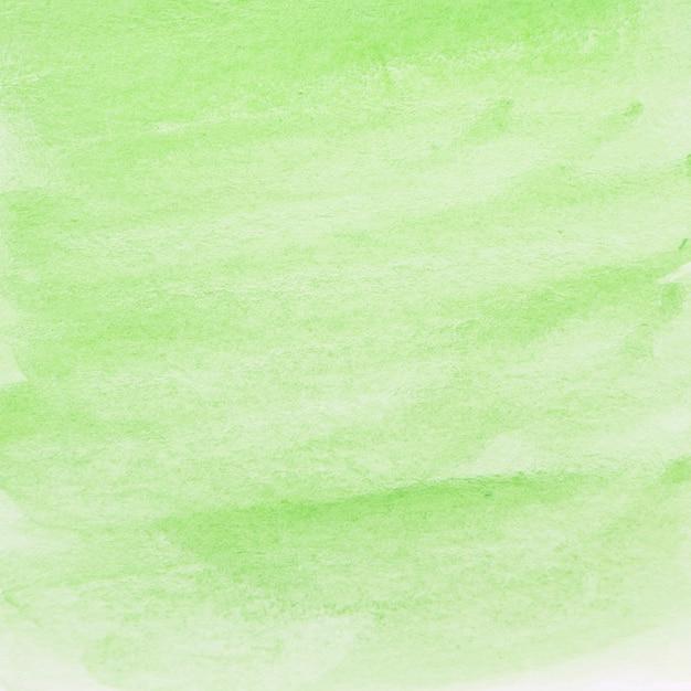 Pintado de fundo verde aquarela Foto gratuita