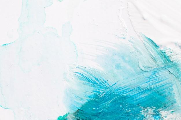 Pintura a óleo texturizada abstrata Foto gratuita