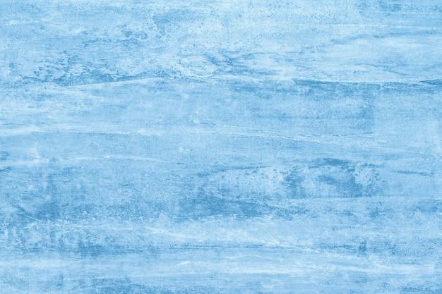 Pintura abstrata padrão, fundos de tinta azul. Foto Premium