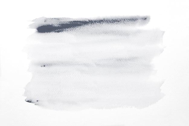 Pintura de aquarela abstrata cinza texturizada no fundo de papel ... ad6b7d5d76