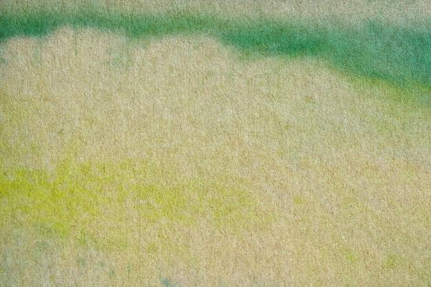 Pintura em aquarela sobre papel reciclado. Foto Premium