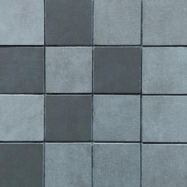 Piso de cerâmica cinza e azulejos Foto gratuita