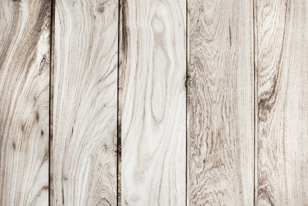 Piso de madeira clara com textura de fundo Foto gratuita