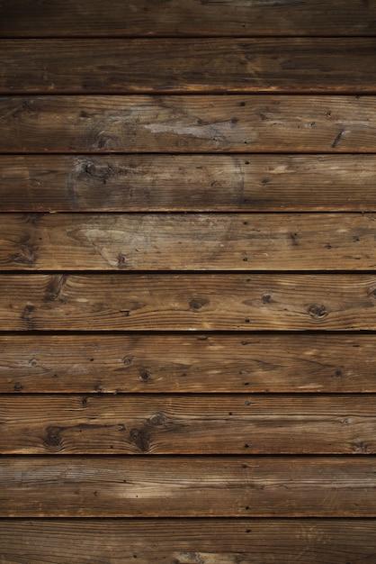 Planilhas de madeira vintage Foto gratuita
