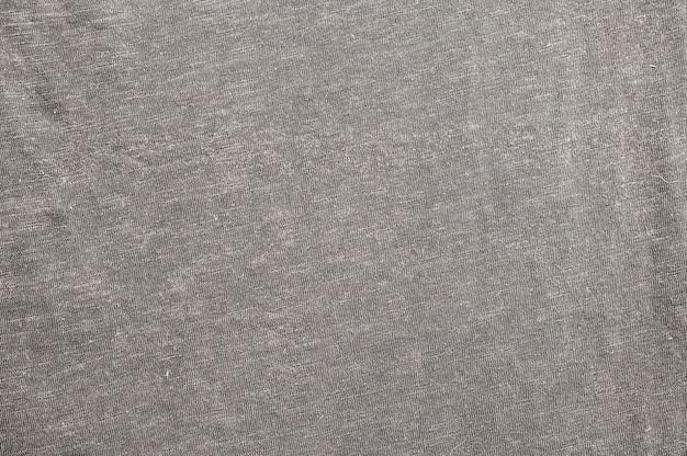 Plano de fundo cinza tecido close-up Foto gratuita