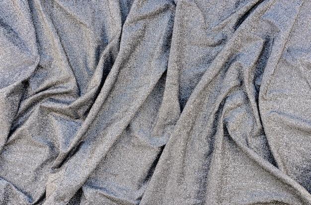 Plano de fundo cinzento close-up material Foto gratuita