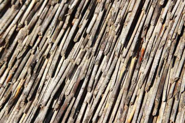 Plano de fundo de muito material de construção com texturas interessantes Foto gratuita