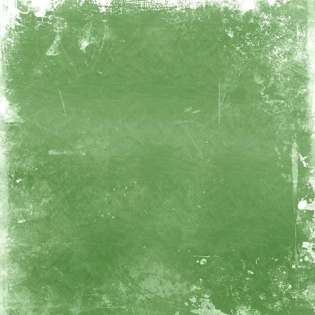 Plano de fundo detalhado em estilo grunge usando tons de verde Foto gratuita