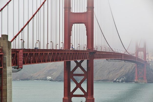 Ponte golden gate em são francisco, eua Foto Premium