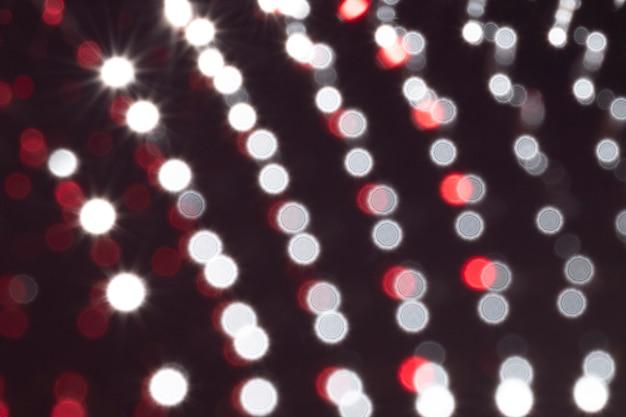 Pontos turvos de metal ferromagnético extremo close-up Foto gratuita