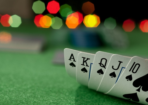 Pôquer Foto Premium