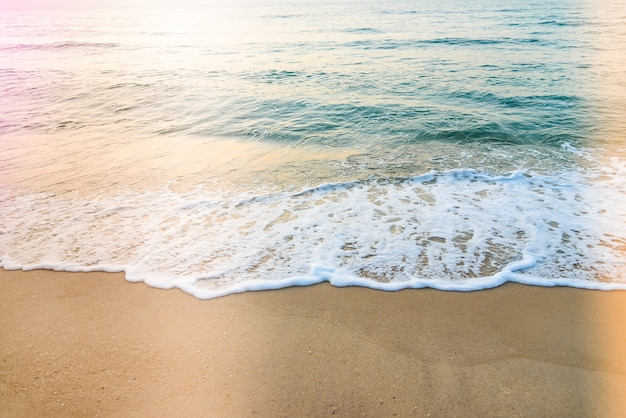 Praia marítima Foto gratuita