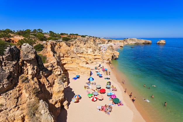 Praia são rafael Foto Premium