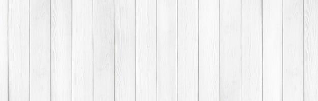 Pranchas brancas rústicas de madeira textura de fundo Foto Premium
