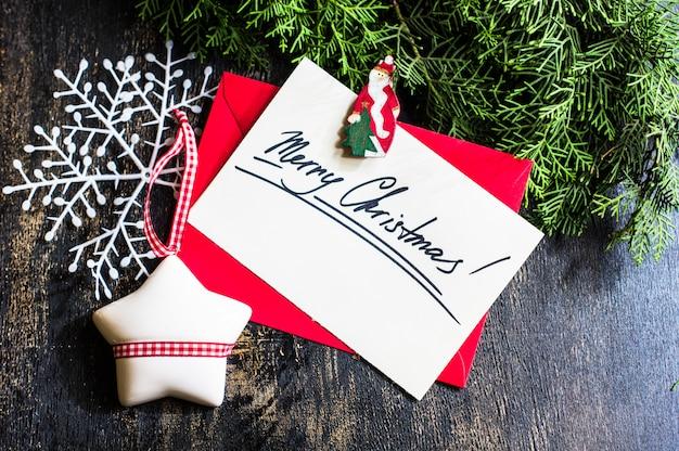 Presentes de natal Foto Premium