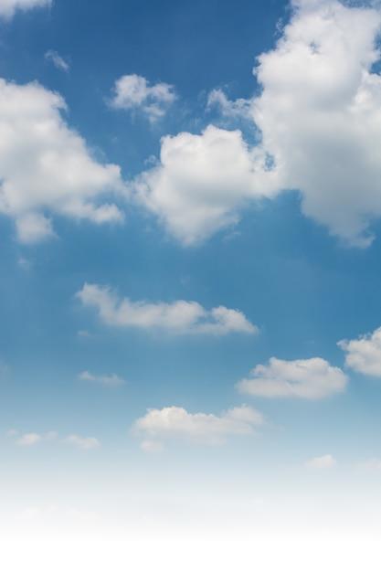 Primavera vento estratosfera branco puro Foto gratuita