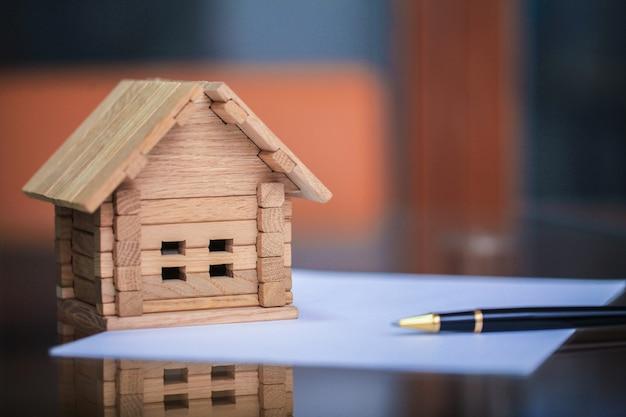 Projeto de construção e reforma de casa Foto Premium