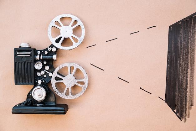Projetor de filme Foto gratuita