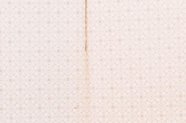 Quadro completo de papel de parede padrão resistido Foto gratuita