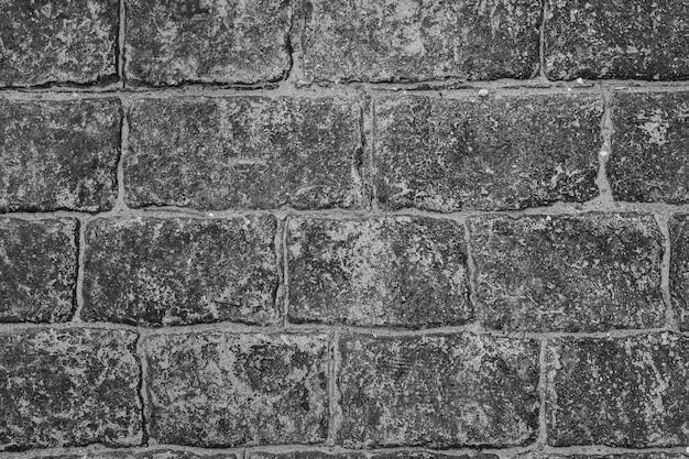 Quadro completo do fundo da parede de pedra Foto gratuita