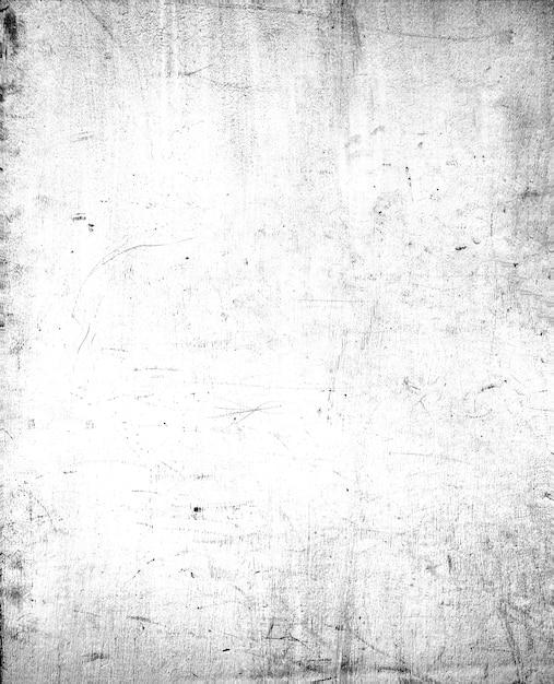 Quadro sujo ou envelhecido abstrato. partícula de poeira e textura de grão de poeira no fundo branco Foto Premium