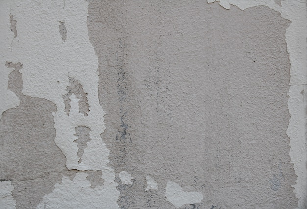 Rachaduras na textura da parede. fundo abstrato Foto Premium